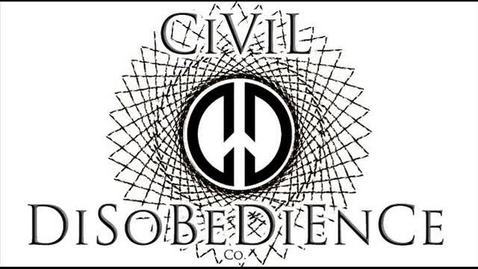 Thumbnail for entry Civil Disobedience