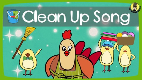 Thumbnail for entry The Singing Walrus | Clean Up Song