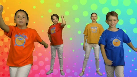 Thumbnail for entry Give It a Go | Healthy and Positive Kids Song | Action Song For Kids | Time 4 Kids TV