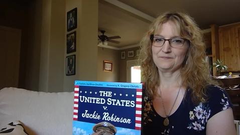 Thumbnail for entry United States v. Jackie Robinson - Mrs. Brannon