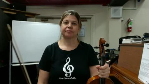 Thumbnail for entry Elem. Strings Violin 1 L'Improviste