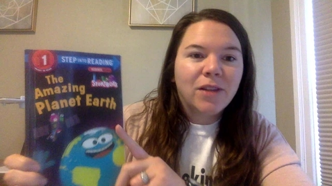 Thumbnail for entry Read Aloud: The Amazing Planet Earth