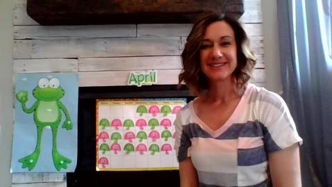Thumbnail for entry 4/27/20 Preschool 3s Circle Time