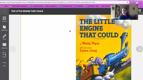 Thumbnail for entry The little engine that could