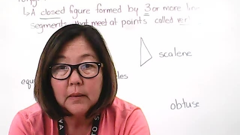 Thumbnail for entry Math-May 8/11.2 Triangles