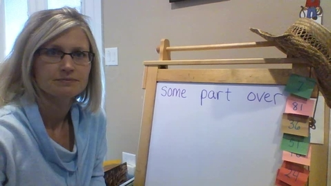Thumbnail for entry Monday 4/27: sight words and bossy r word work