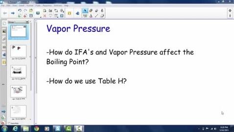 Thumbnail for entry Vapor Pressure