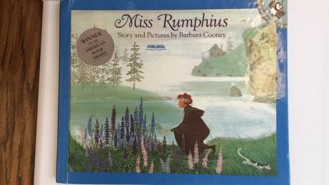 Thumbnail for entry Miss Rumphius