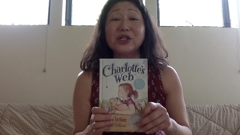 Thumbnail for entry Charlotte's Web Chapter 8