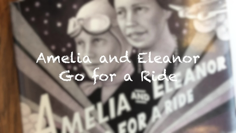 Thumbnail for entry Amelia and Eleanor Go for a Ride