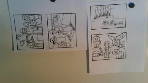 Thumbnail for entry Thurs Bible worksheets