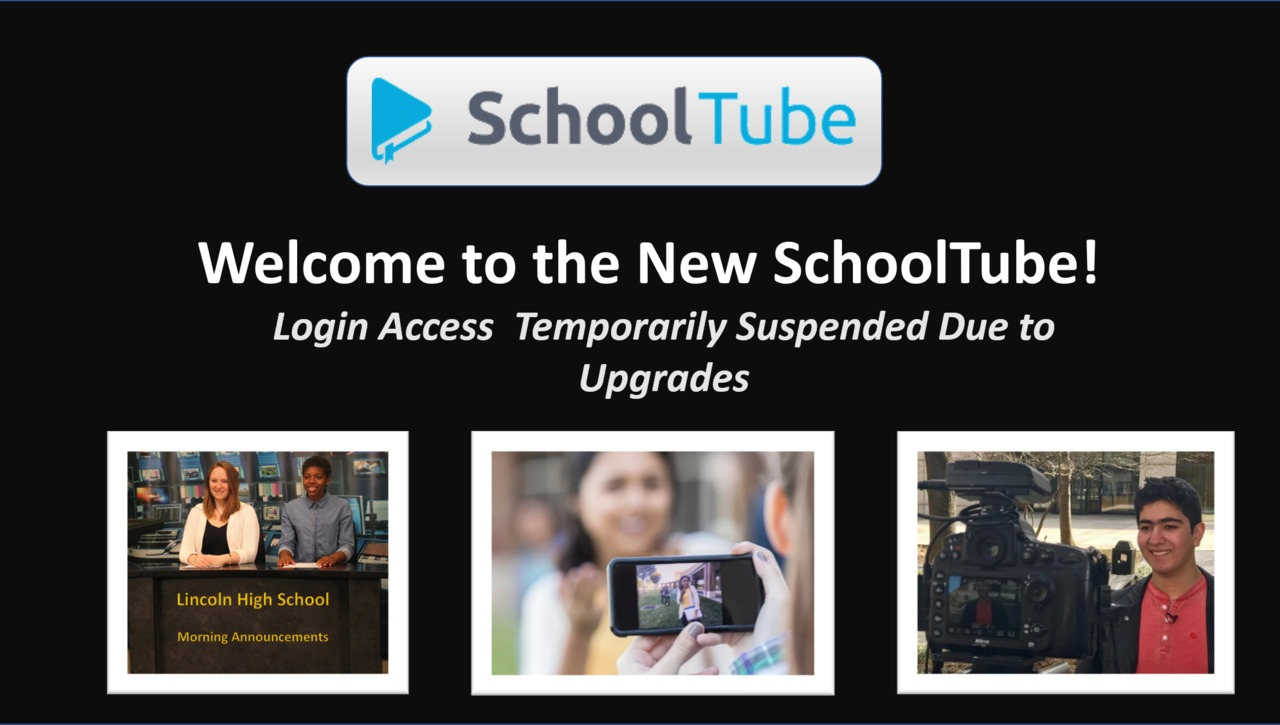 ALERT: Login Temporarily Unavailable During Upgrades - Watch to Learn More
