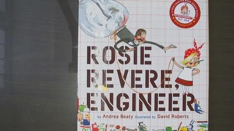 Thumbnail for entry Rosie Revere, Engineer