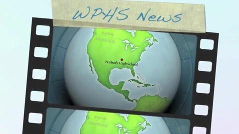 Thumbnail for entry WPHS News- September 12, 2014