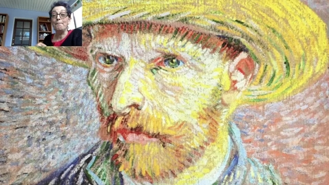 Thumbnail for entry In the Garden with Van Gogh