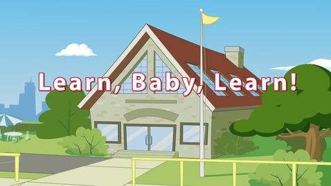 Thumbnail for entry Learn Baby Learn
