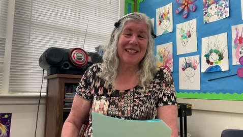 Thumbnail for entry 2nd Grade GREETING - Thursday, April 30