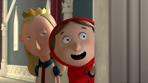 Thumbnail for entry Revolting Rhymes - Trailer
