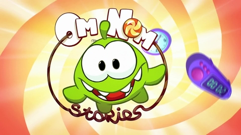 Thumbnail for entry OM Nom Stories: Time Travel - Ancient Greece (Episode 16, Cut the Rope: Time Travel)