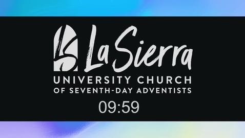 Thumbnail for entry LSUC Baccalaureate Service  2020