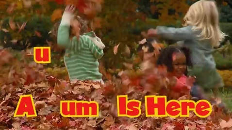 Thumbnail for entry Autumn Is Here!