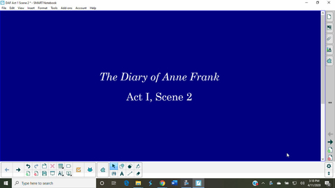 Thumbnail for entry DAF Act 1, Scene 2