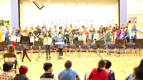 Thumbnail for entry Orenco Fourth Grade Music Performance 2020