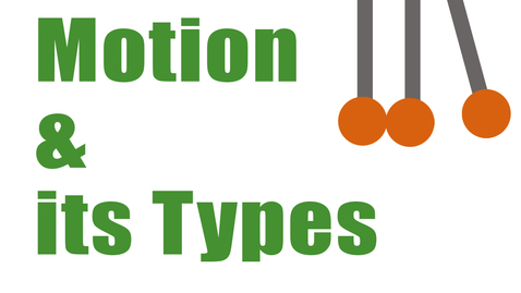 Thumbnail for entry Motion and Types of motion | Different Types of Motion | Physics | Letstute