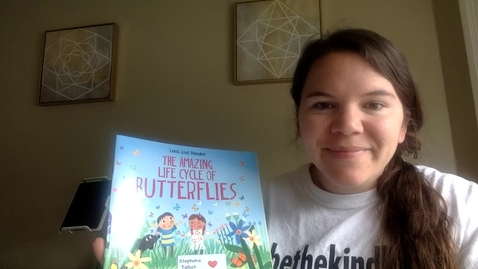 Thumbnail for entry The Amazing Life Cycle of Butterflies