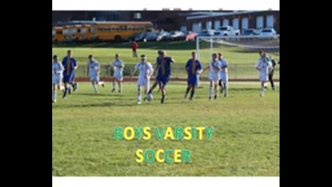 Thumbnail for entry FALL SPORTS