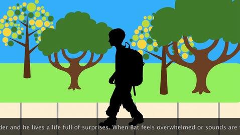 Thumbnail for entry A Boy Called Bat Book Trailer