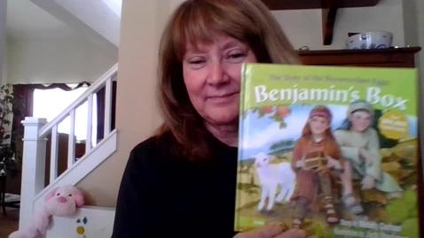 Thumbnail for entry 4/6  Story  Benjamin's Box