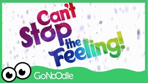 Thumbnail for entry Trolls: Can't Stop The Feeling | GoNoodle