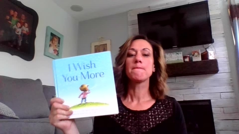 Thumbnail for entry 5/18/20 Story Time and Good Bye from Mrs. Brittany