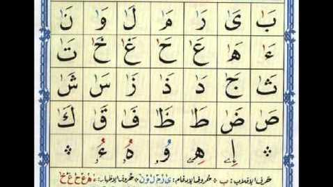 Thumbnail for entry ( 7  ) الدرس السابع من القاعدة النورانية_نور محمد حقانى