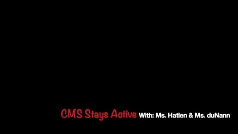 Thumbnail for entry CMS Stays Active- duNann & Hatlen