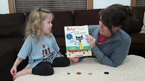 Thumbnail for entry DAY 5 GroovyButtons Pete the Cat