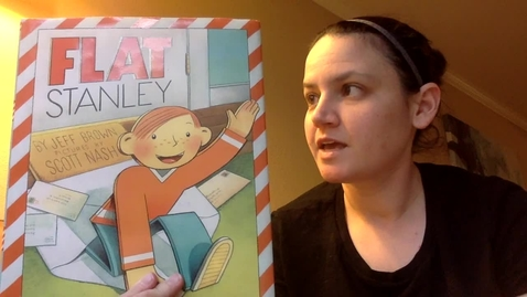 Thumbnail for entry Flat Stanley