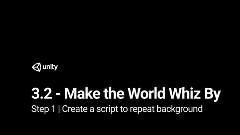 Thumbnail for entry Lesson 3.2 - Step 1 - Create a script to repeat background