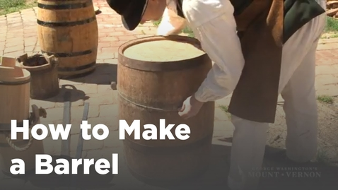 Thumbnail for entry How to Make a Barrel
