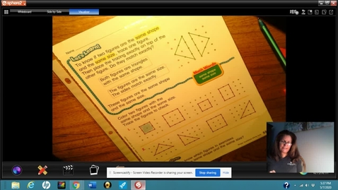 Thumbnail for entry Wednesday Math Video pg. 331-332