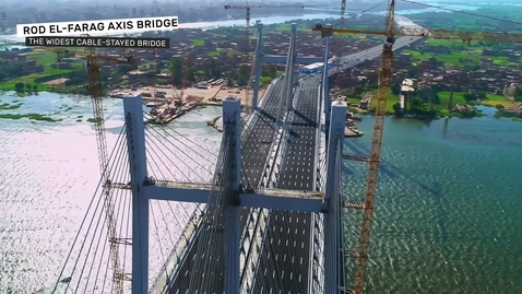 Thumbnail for entry Widest cable-stayed bridge
