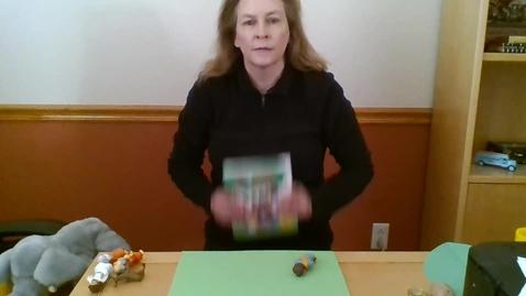 Thumbnail for entry 4/10/20- Bible Time/Ms Nancy