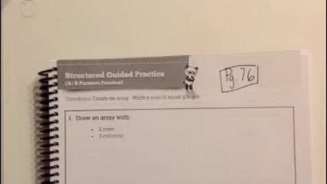 Thumbnail for entry Unit 10, Lesson 6 Helpful Tips