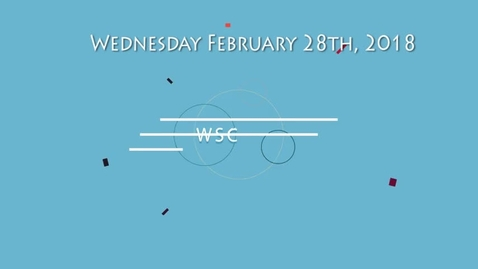 Thumbnail for entry WSCN 02.28.18