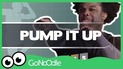 Thumbnail for entry Pump It  Up - Fresh Start Fitness | GoNoodle
