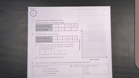 Thumbnail for entry Math 5.11.Check Up
