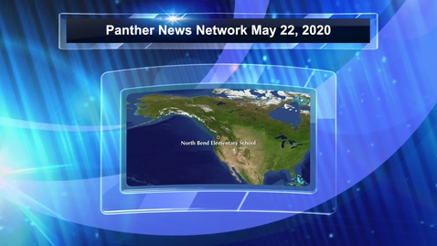Thumbnail for entry Panther News Network May 22, 2020