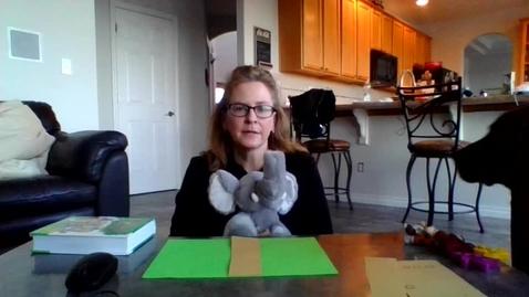 Thumbnail for entry 4/17/20 Ms. Nancy Bible