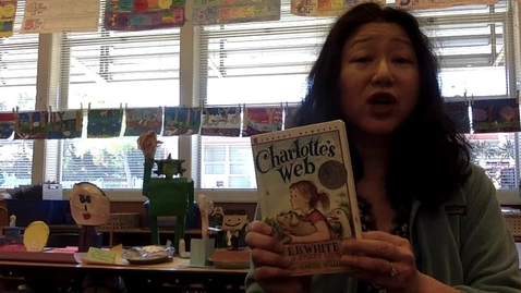 Thumbnail for entry Charlotte's Web Chapter 19